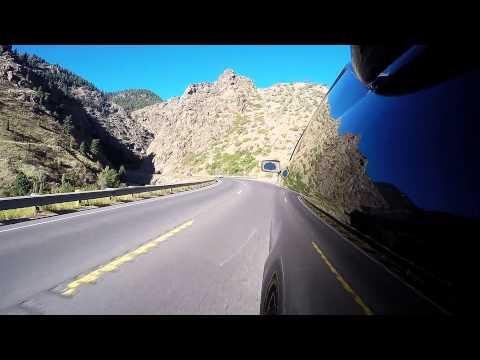 1990 Audi Coupe Quattro Rallying in Colorado