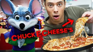 Download How Chuck E. Cheese's Pizza Is ACTUALLY Made Video