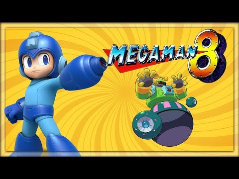Mega Man 8 - Astro Man's Stage (Wide Screen 1080p) Xbox 1/PS4