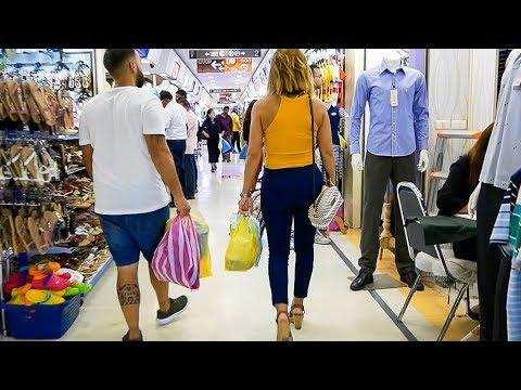 Indra Square - Cheapest Shopping in Bangkok Pratunam