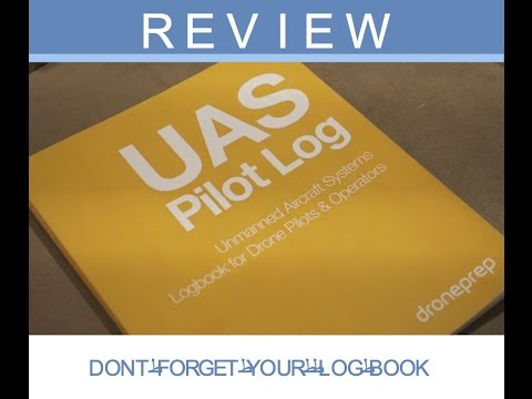 The Need for a UAS Log Book
