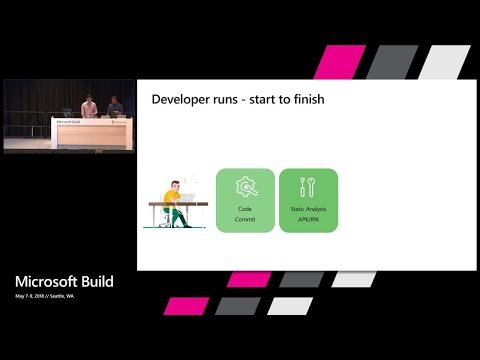 Supercharging your workflow with App Center and Azure  : Build 2018