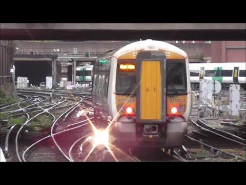 Trains @ London Victoria Railway Station - 23rd September 2017