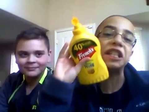 MAYO AND MUSTARD AND HOT SAUCE SPOONFUL CHALLENGE (FT SOUNDWAVEMAN05)