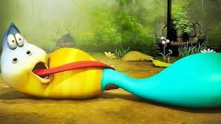 LARVA - FART BALLOON   Cartoon Movie   Cartoons For Children   Larva Cartoon   LARVA Official
