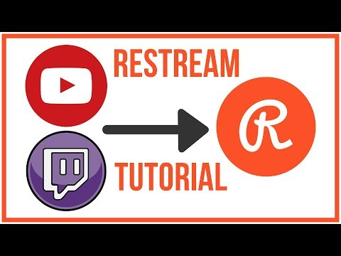 How To Live Stream To Twitch and YouTube At The Same Time - Repurpose.IO