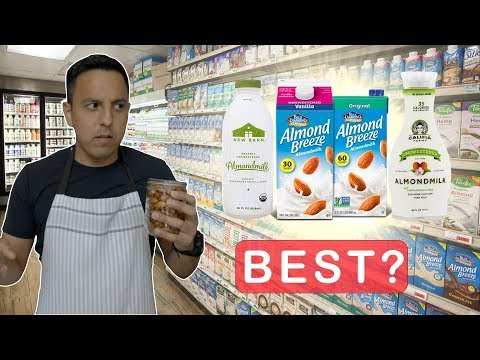 The Best Almond Milk 2018 Review