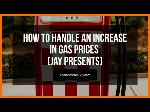 How To Handle an Increase In Gas Prices [Jay Presents]