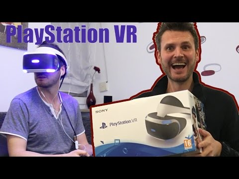 PlayStation VR is amazing but....