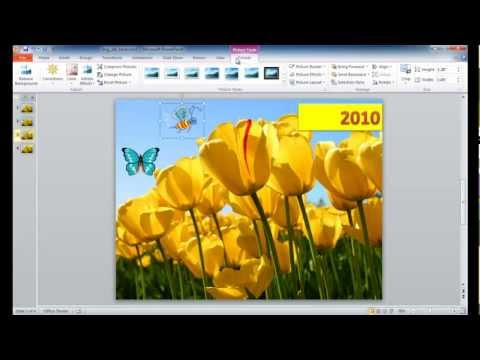 Remove Background Color in Images for PowerPoint