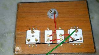 How To Make Electric Series Board For Testing Product