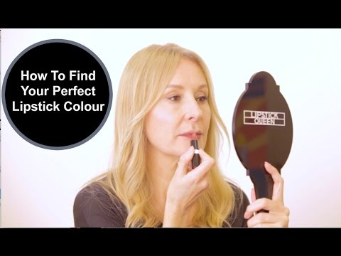 How To Find Your Perfect Lipstick Shade - Nadine Baggott