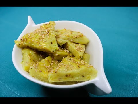 Instant Pot Papdi No Loat or Spiced Steamed Rice Flour | Episode 040