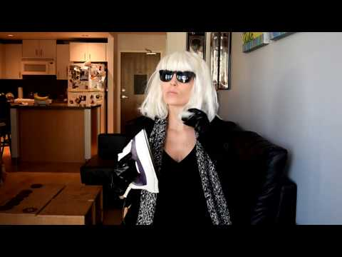 Atomic Blonde Wig and Costume Tutorial