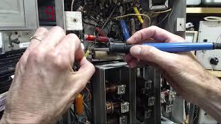 Testing 2050 Thyratron Tubes - Seeburg Jukebox Selection