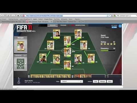 FIFA 14 ultimate team duplication glitch