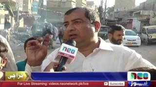 Karachi Main Pani Ka Masla Shidat Pakar Gya | Neo News