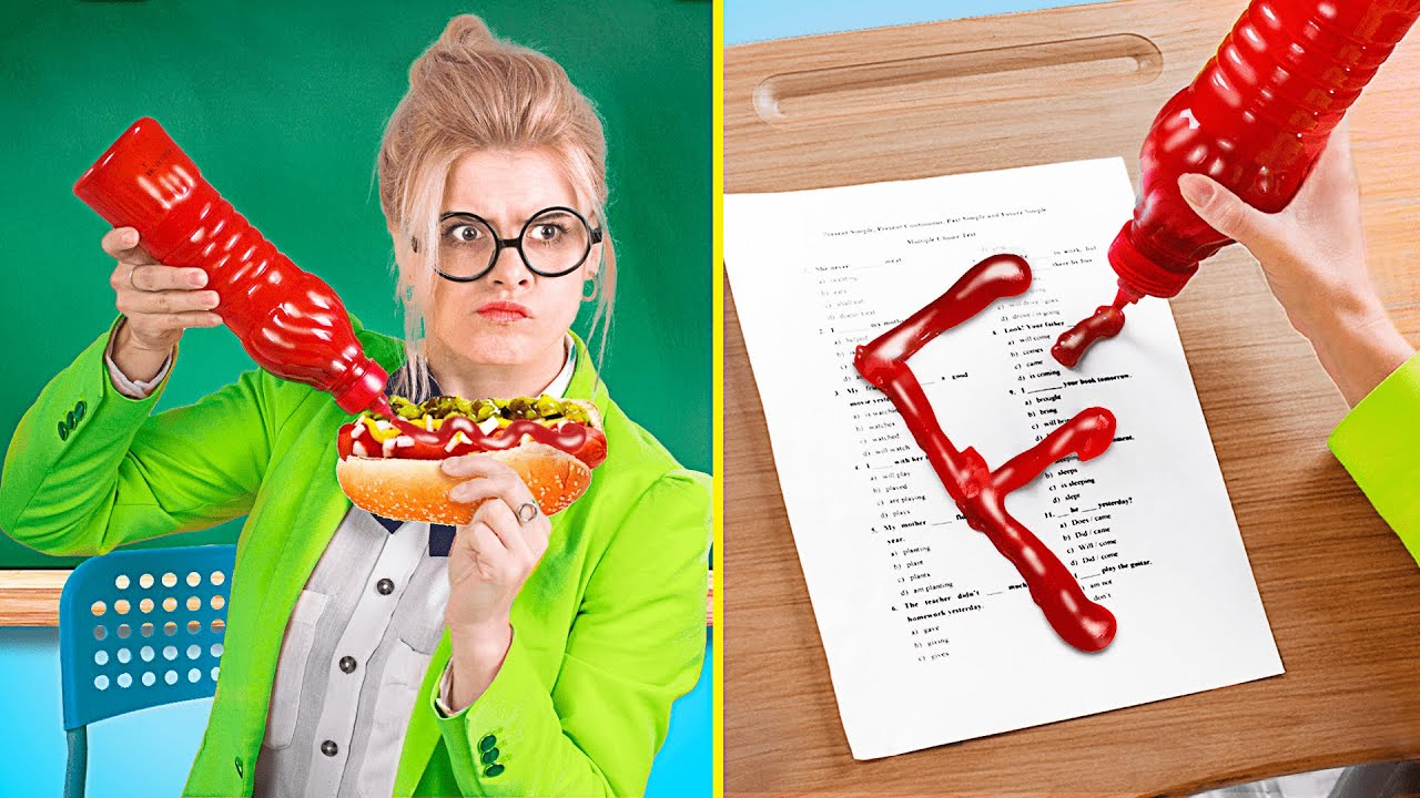 12 Ways to Sneak Snacks into College