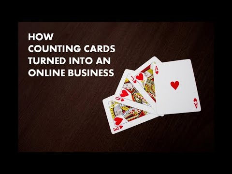 How a Professional Card Counter Beat the Odds in Online Business