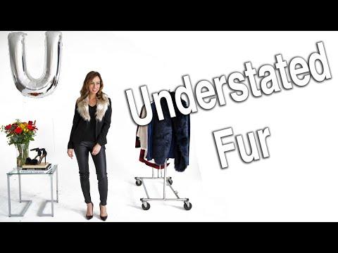 Easy Ways to Wear Faux Fur