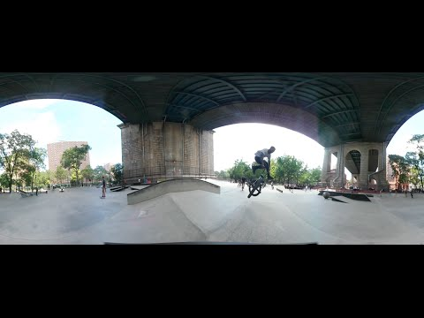 A BMX Summer in New York City | 360 Video Experience
