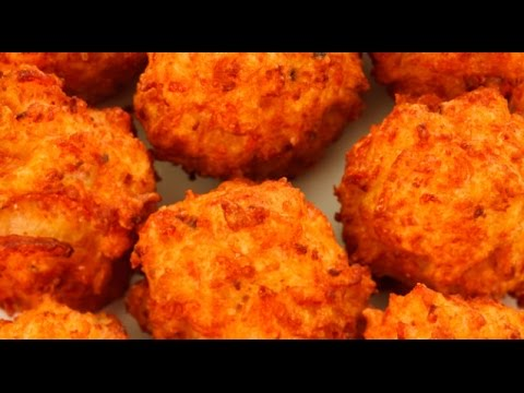 How To Make Deep Fried Cheese Balls