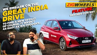 2021 Great India Drive ft. Hyundai i20: Rush For A New Normal! (Partner Content)