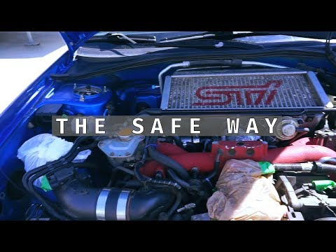 How to WASH YOUR ENGINE BAY