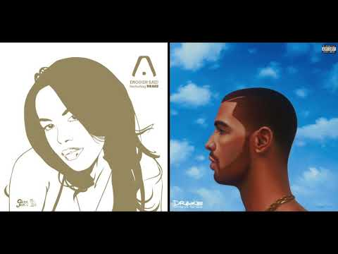 Aaliyah x Drake & Jhené Aiko - Enough Time (Mashup)