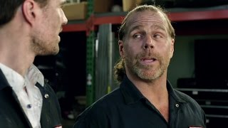 "See Shawn Michaels in ""The Resurrection of Gavin Stone"""