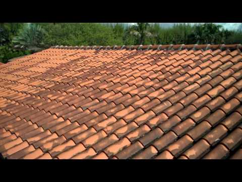 Tile Roof Maintenance 3 - Miami, FL - Istueta Roofing