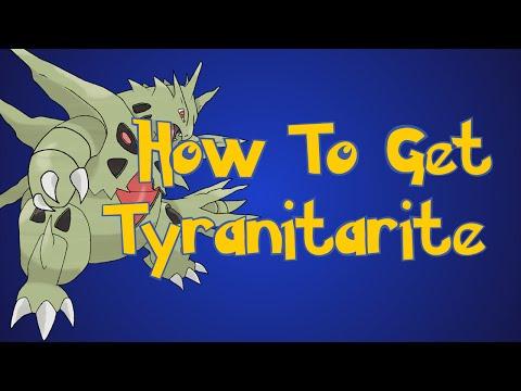 Pokemon Omega Ruby and Alpha Sapphire Tips: How To Get Tyranitarite Mega Stone Location