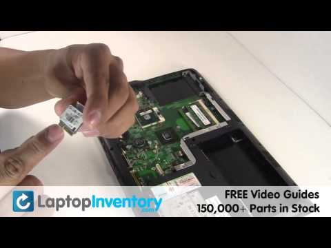 MSI Wifi Replacement | Wireless Card Laptop Notebook Install Guide, Replace EX600 MS-1683