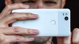 Google Pixel 2 first look