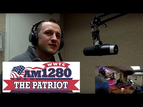 Storm Group Roofing (Dmitry Lipinskiy) interview on Patriot AM 1280