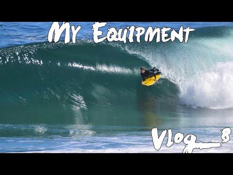 MY EQUIPMENT | VLOG 8