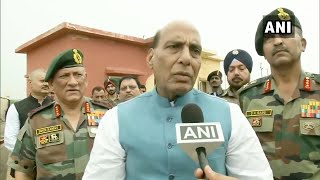 Rajnath Singh hints at change in no first use policy on nuclear weapons