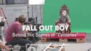Fall Out Boy (Behind The Scenes of) Centuries music video