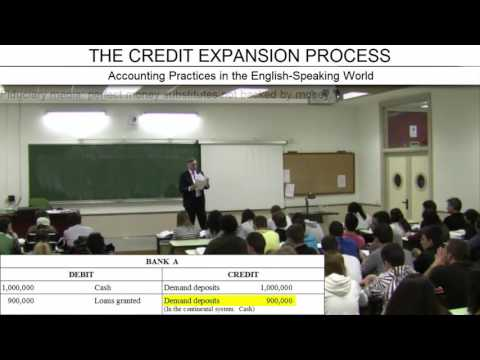 Day 26 (video 3) - Accounting Practices in the English-Speaking World