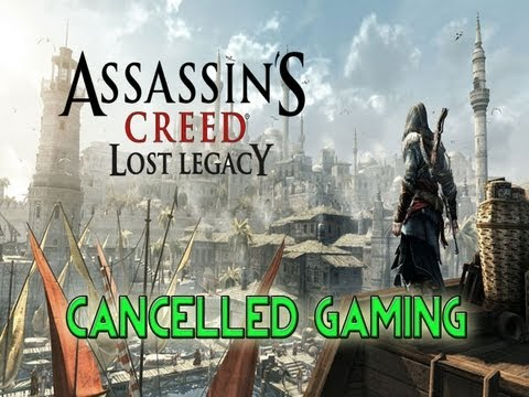 Cancelled Gaming - Assassins Creed Lost Legacy 3DS