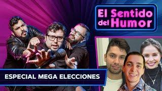 El Sentido del Humor | Especial Mega Elecciones - 16 de mayo 2021