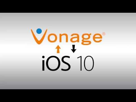 iOS 10 makes VoIP calls easier for Vonage Essentials customers