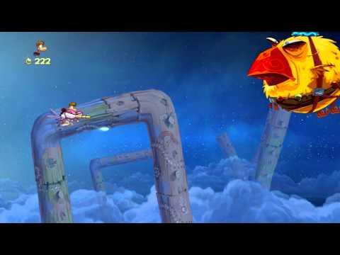 Rayman Origins [HD] gameplay 2