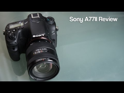 Sony A77II Review