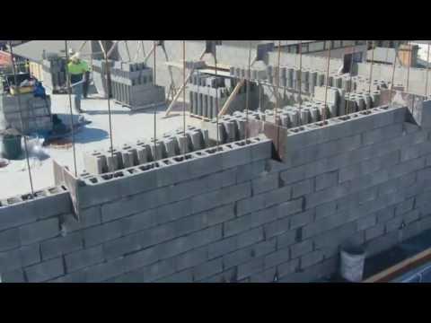 Besser Block Timelapse Construction - Versaloc®