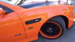 Fast and Furious 4 - BMW M5 part 2