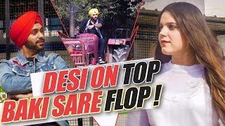 Desi on Top Baki Sare Flop | SahibNoor Singh