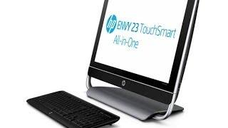 HP TouchSmart 600 1140DE Teardown CPU Upgrade RAM HDD - PakVim net