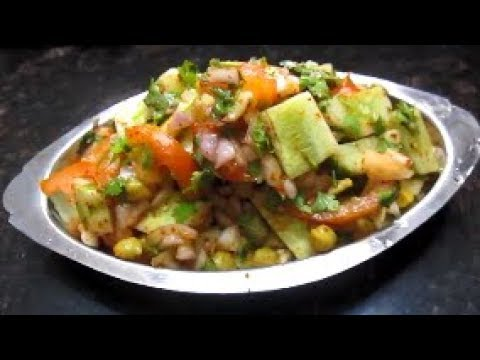How To Make Cucumber's Chaat(Kheere ki chaat)