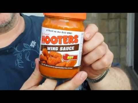 Hooters HOT sauce review